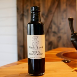 Aged Fig Balsamic Vinegar