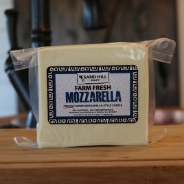 Mozzarella Cheese 1/lb