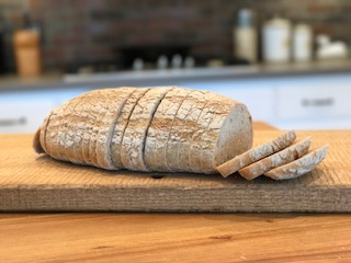 Fresh Organic Country Bread